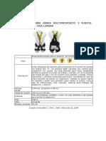 Rl-3800 Arnes Multiproposito 5 Puntos Con Faja Lumbar