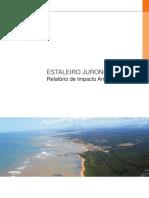 ESTALEIRO JURONG ARACRUZ -  Relatório de Impacto Ambiental | RIMA
