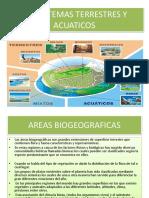 Clases de Ecosistemas -Biomas
