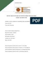 Productive Architecture (net positive energy architecture)