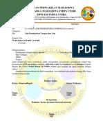 Format Surat Baku Peminjaman Alat Dan Tempat