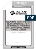 SE20060526 - reglamento RMC