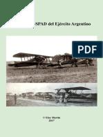 Los Bleriot-SPAD Del Ejército Argentino
