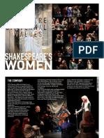Shakespeares Women Ebrochure Printable