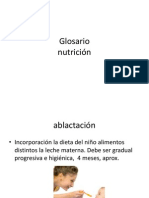 Glosario Salud a-z