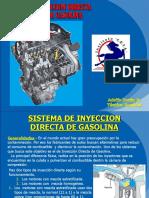 Sistema de Inyección Directa de Gasolina 2013 - Copia