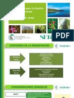 Reglamento Forestal 141015
