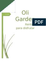 Plan de Negocios - Oli Garden