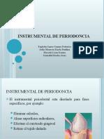 inst de periodoncia