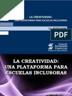 La Creatividad Una Plataforma Para Escue(1)