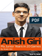 Anish Giri 20 Junior Games