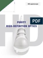 HD Laparoscope Product Brochure 001 V1-En 20000101