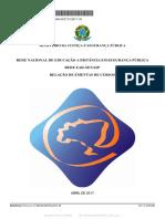 BOMBEIRO EDUCADOR SENASP