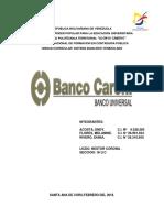 Banco Caroni c.a (Final)