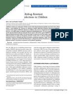 Pedoman Terapi MDR Enterobacteriace