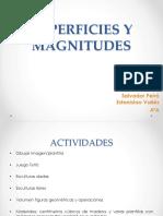 Superficies y Magnitudes