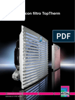 Ventiladores Rittal -TopTherm_Filt