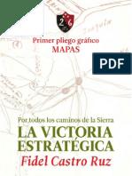 La Victoria Estratégica - Mapas (Primer pliego gráfico)