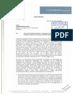 Carta Notarial Por Reporte Periodístico