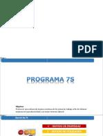 Programa 7S