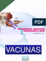 Clase de 20 de Febrero Fecundacion Desarrollo Embrionario y Fetal