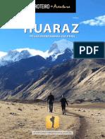 Roteiro de Aventura Huaraz