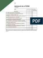 Lista de Cotejo Declamación de Un POEMA Octubre 2017