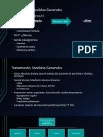 Tratamiento, Medidas Generales Cetoacidosis