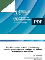 Capacitacion Sarampion Clinica_vigilancia Epidemiologica D Pastor Contactos RRF & BAI PB