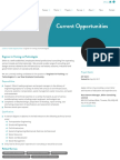 Current Opportunities-dillon Consulting Limited