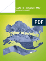 DISASTERS AND ECOSYSTEMS