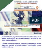 Lecture 10 - La Organización de La Empresa