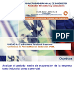 Lecture 25 - El Periodo Medio de Maduracion de La Empresa (PMM).