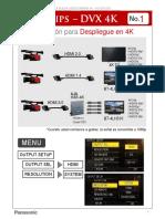 DVX4KTIPS_1_SET-UP4KVIEWING_EN (Español)