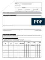 Work Safety Risk Assessment and Control Form