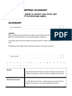 Shipping Glossary of Terms _ MSC