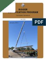 Rigger Candidate Handbook
