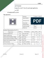 C2383 Shanghai SIM BCD Semiconductor