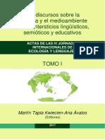 Actas Ecolenguas 2015