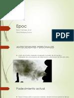 Caso Clinico EPOC