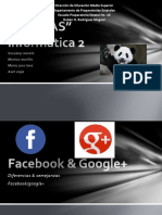 Facebook & Google+