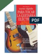 Curso Rapido Para Tocar La Guitarra Electrica
