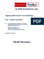 2018 Guide to WAN Architecture and Design Part 1 Talari
