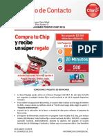 Propio Chip 2018