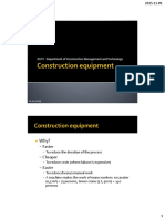 Construction Equipment 2015
