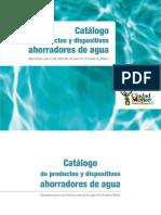 Catalogo Agua