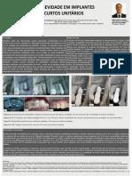 Longevidade Em Implantes Curtos Unitários (Para QR Code)