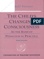 EDUCATION - Childs Changing Consciousness-Rudolf Steiner-306