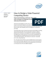 solar powerer computing