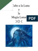 El Culto a La Luna y Su Magia